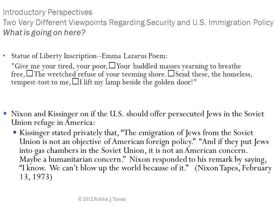 Domestic Security Objective #2: Prevent Crime, Drug Smuggling, Espionage, and Terrorism.