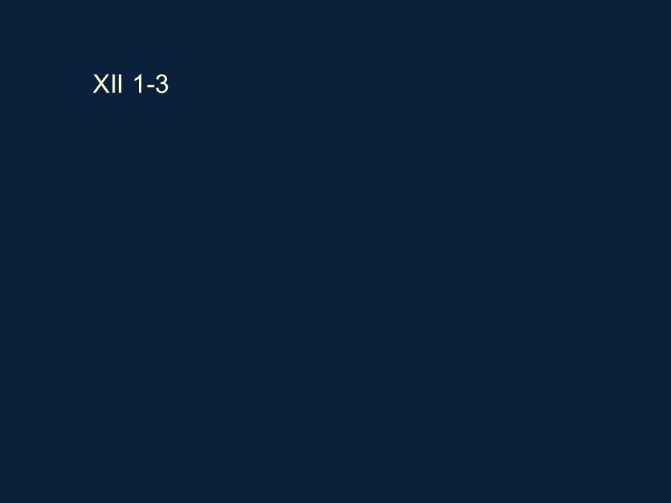 XII 1-3