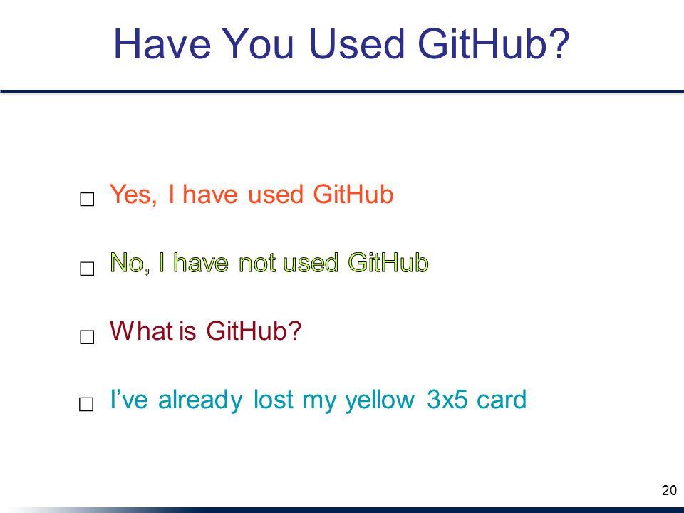 What is GitHub.