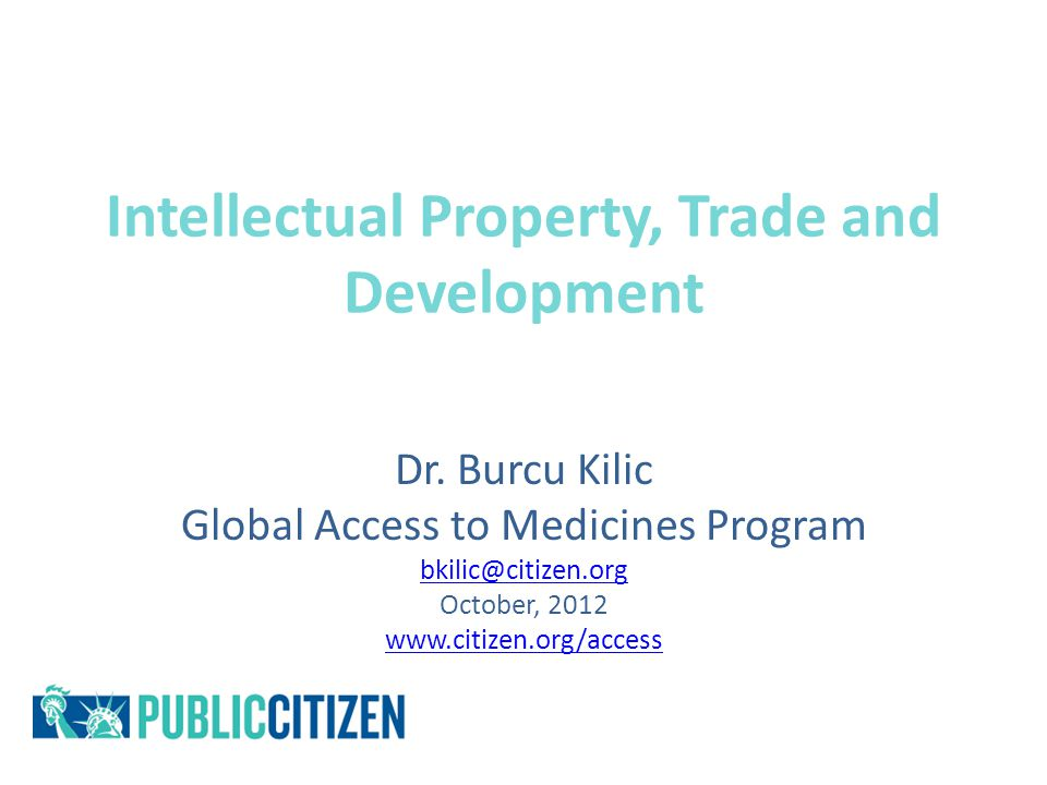 TRIPS-Plus FTA provisions Neither theory nor available studies provide much guidance on the likely innovation or development outcomes of implementing in trade agreements the strictest IP rules or none at all.