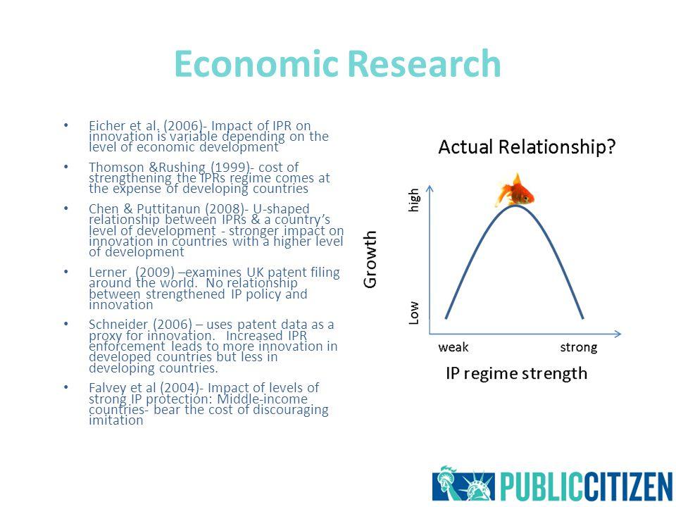 Economic Research Eicher et al.