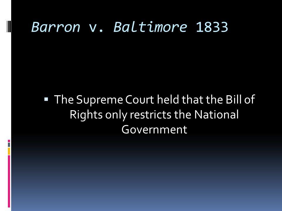 Barron v.