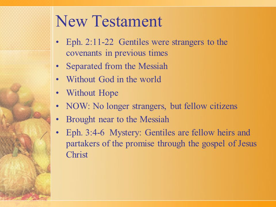 New Testament Eph.
