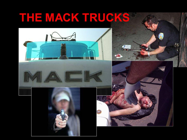 THE MACK TRUCKS