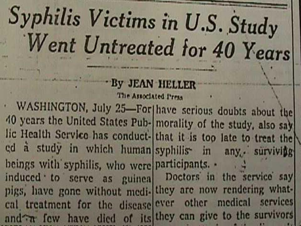 Syphilis Expose