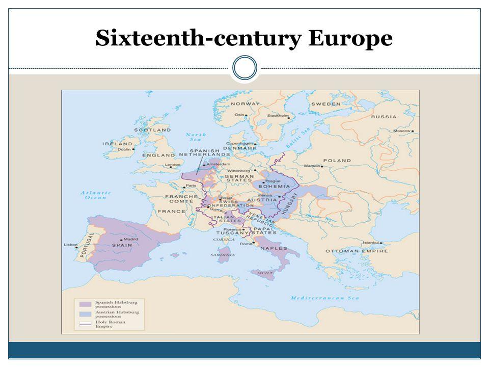 Sixteenth-century Europe