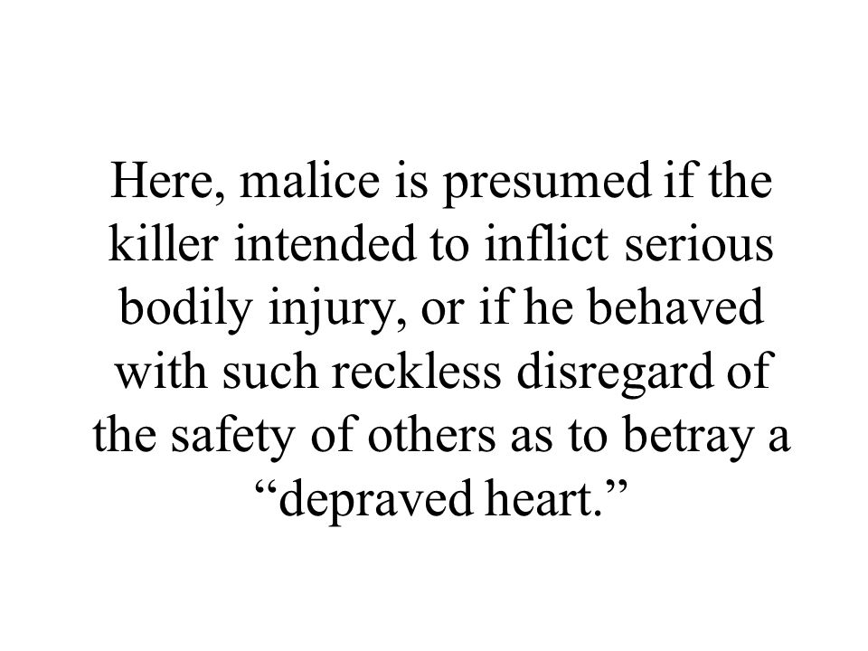 Criminal Homicide: Murder and Non-negligent Manslaughter: Definition - The willful (non-negligent) killing of one human being by another.