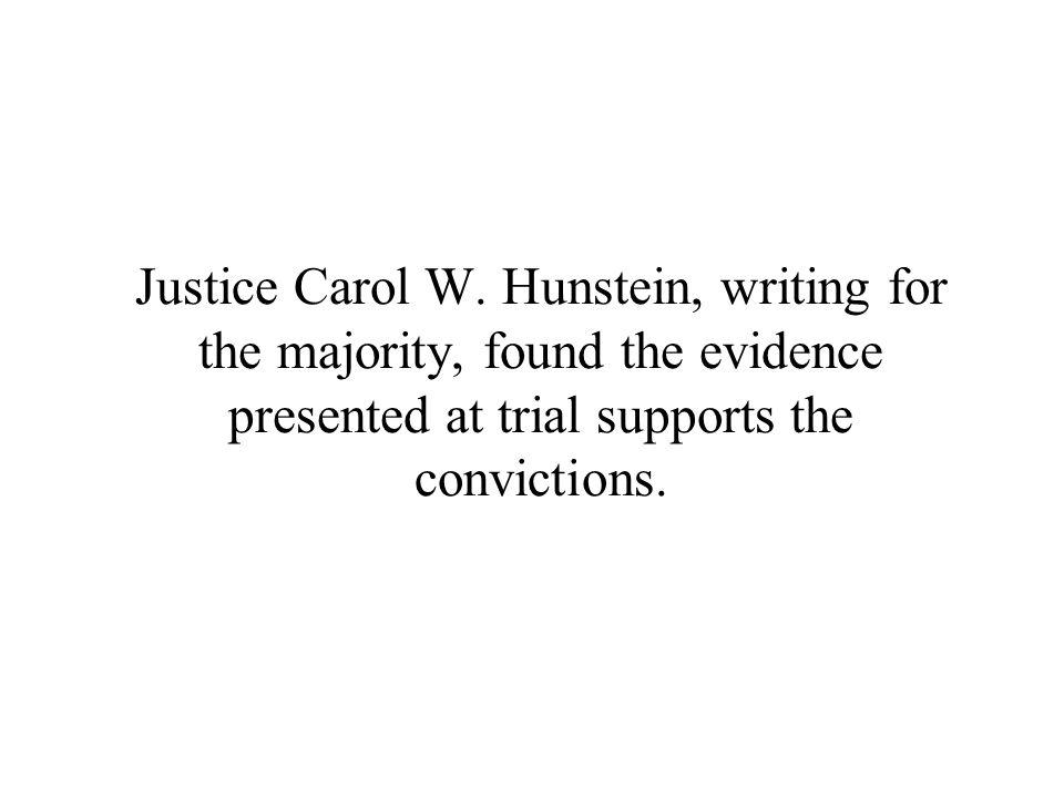 Justice Carol W.
