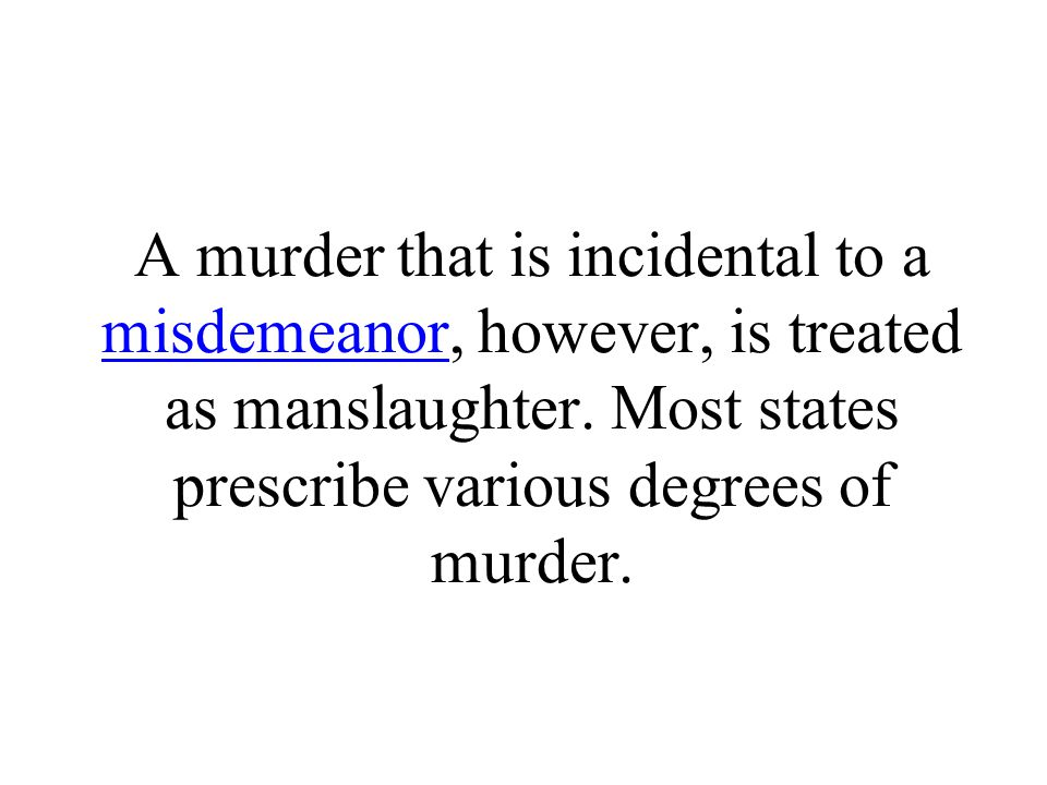 So, did Doodle's brother commit murder, was he guilty of criminal negligence, or was he just a jerk?