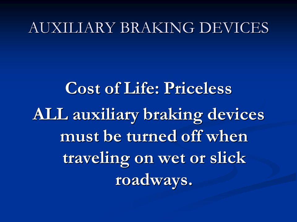 ELECTROMAGNETIC RETARDER (TELMA) Activation is dependent upon brake pedal pressure.