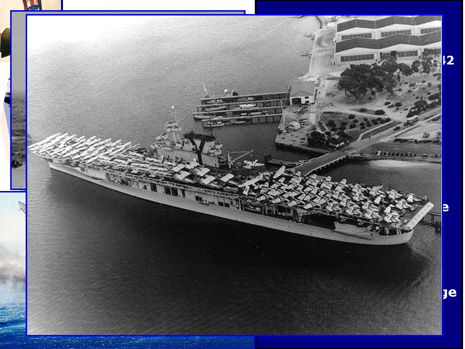 America Recovers -Battle of Midway, 1942 Adm.