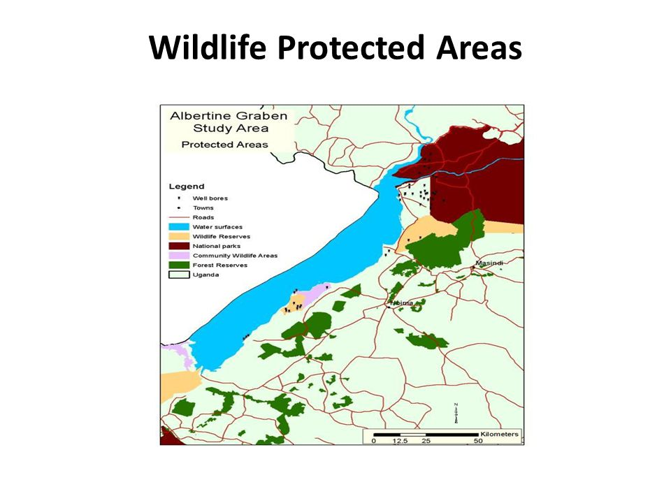 Wildlife Protected Areas
