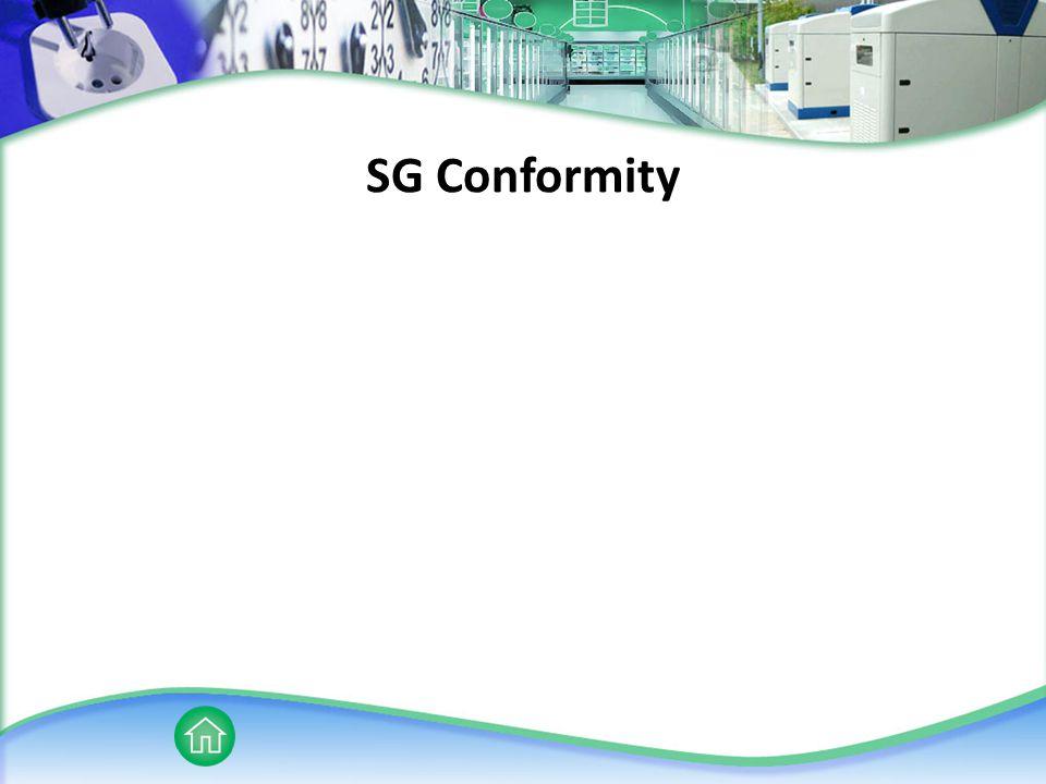 SG Conformity