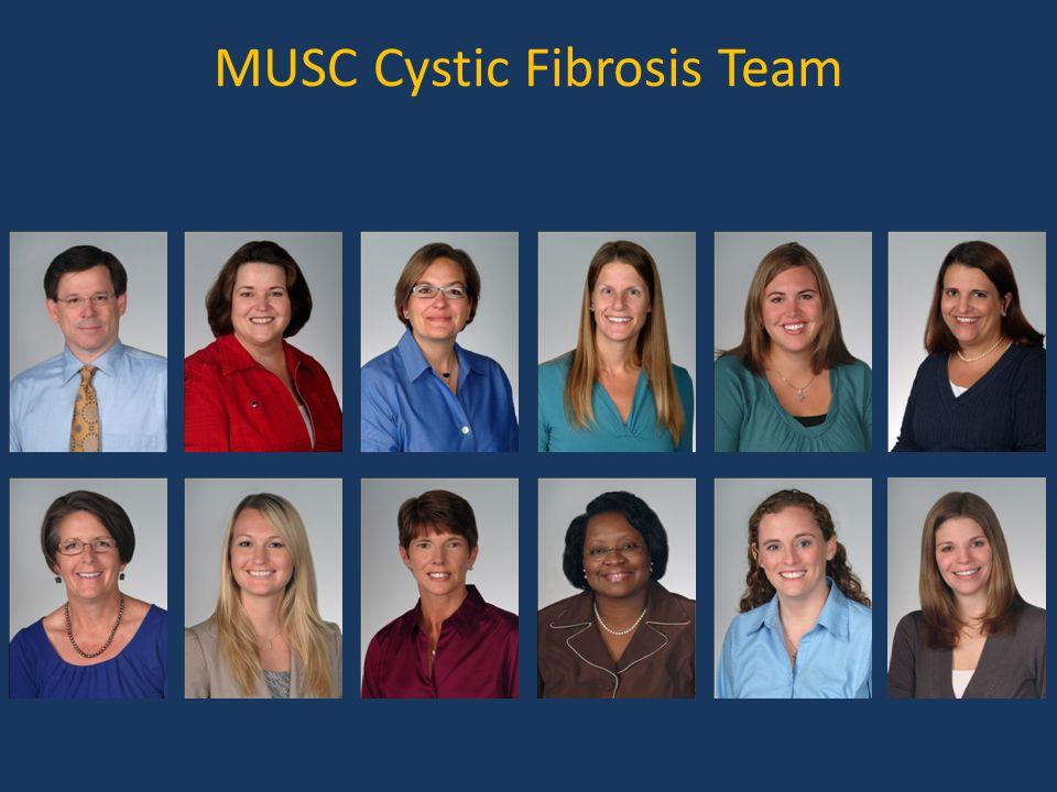 MUSC Cystic Fibrosis Team