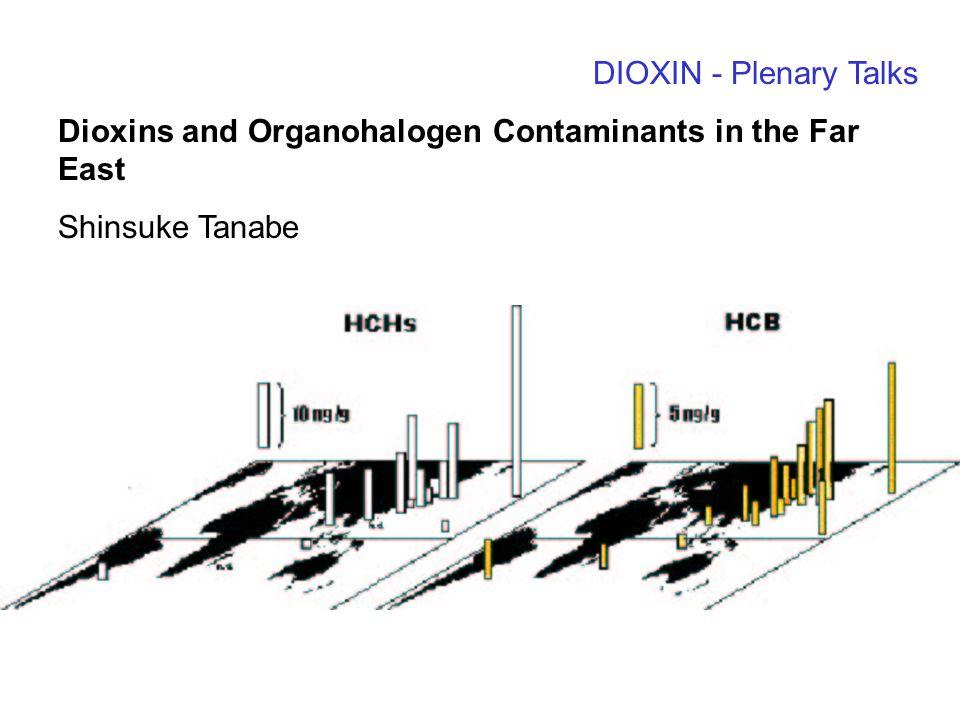 DIOXIN - Plenary Talks Dioxins and Organohalogen Contaminants in the Far East Shinsuke Tanabe