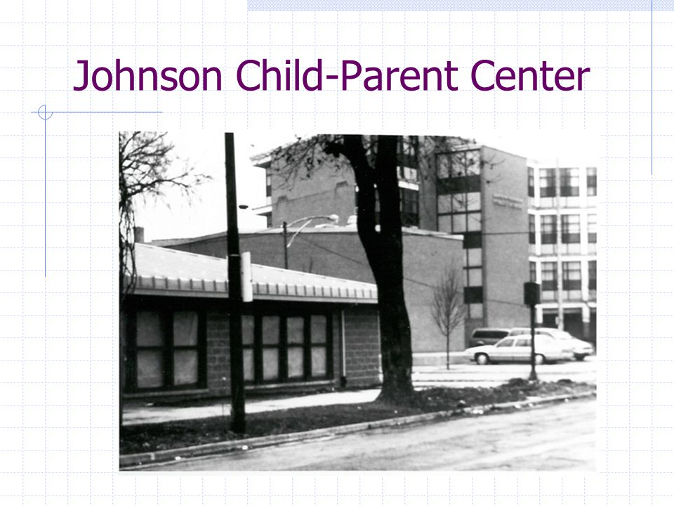 Johnson Child-Parent Center