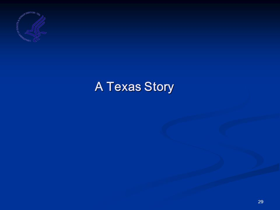 29 A Texas Story