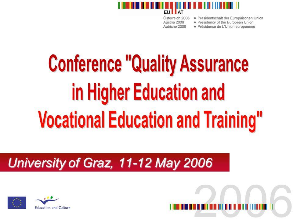 University of Graz, 11-12 May 2006