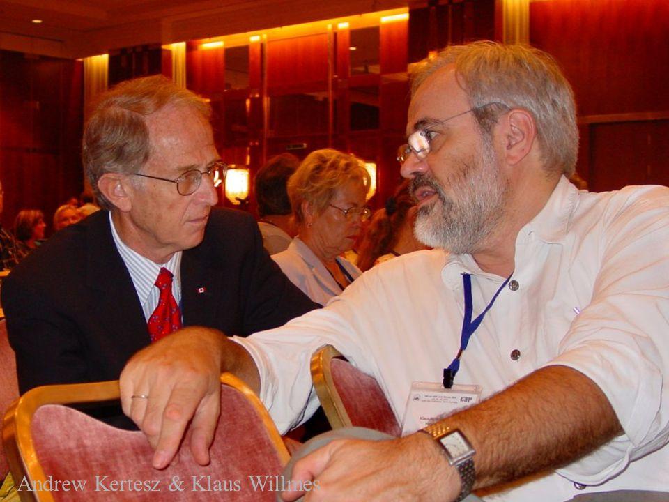 Andrew Kertesz & Klaus Willmes