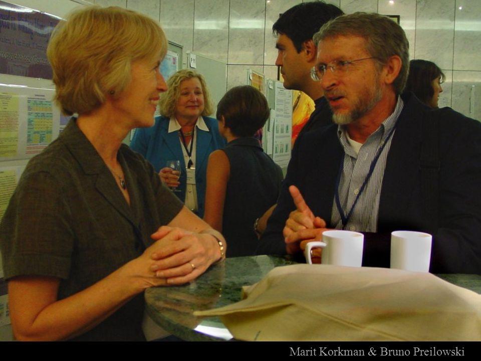 Marit Korkman & Bruno Preilowski