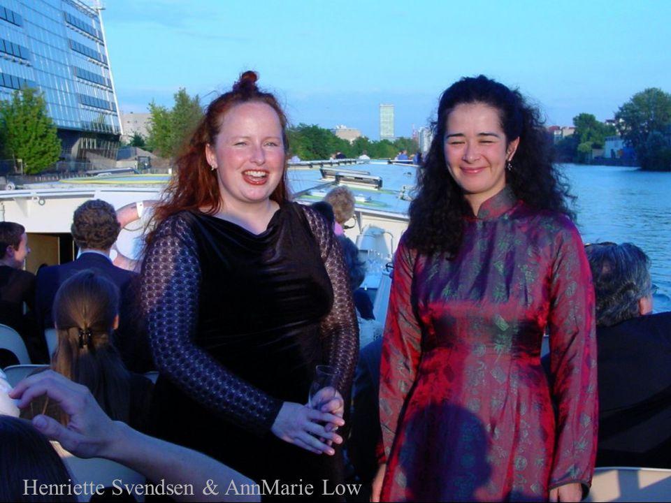 Henriette Svendsen & AnnMarie Low