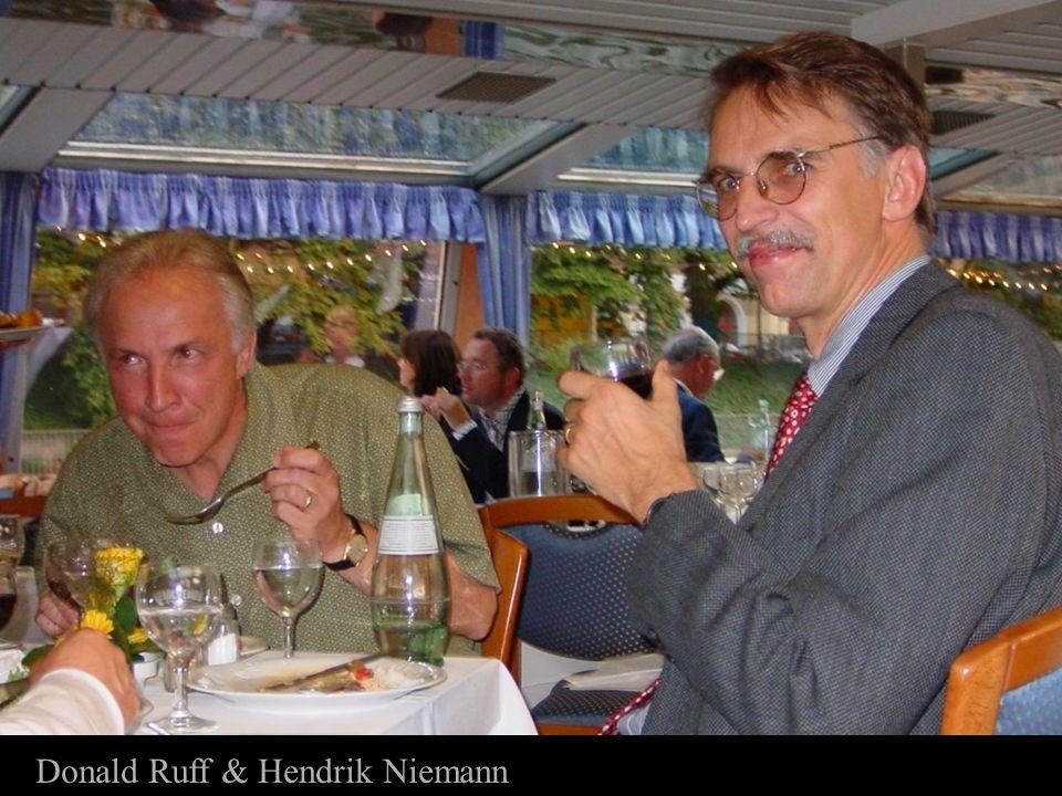 Donald Ruff & Hendrik Niemann