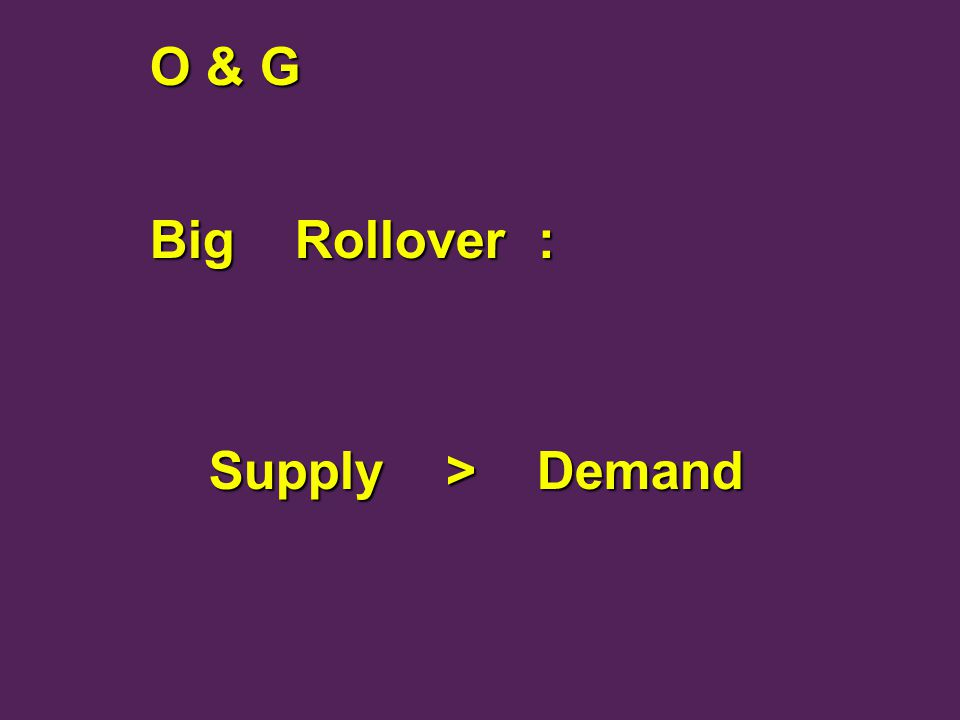 Or is Big Rollover : ( tick one ) a) Only part of humungous dilemma a) Only part of humungous dilemma b) Forcing too rapid change b) Forcing too rapid change c) Change to what .