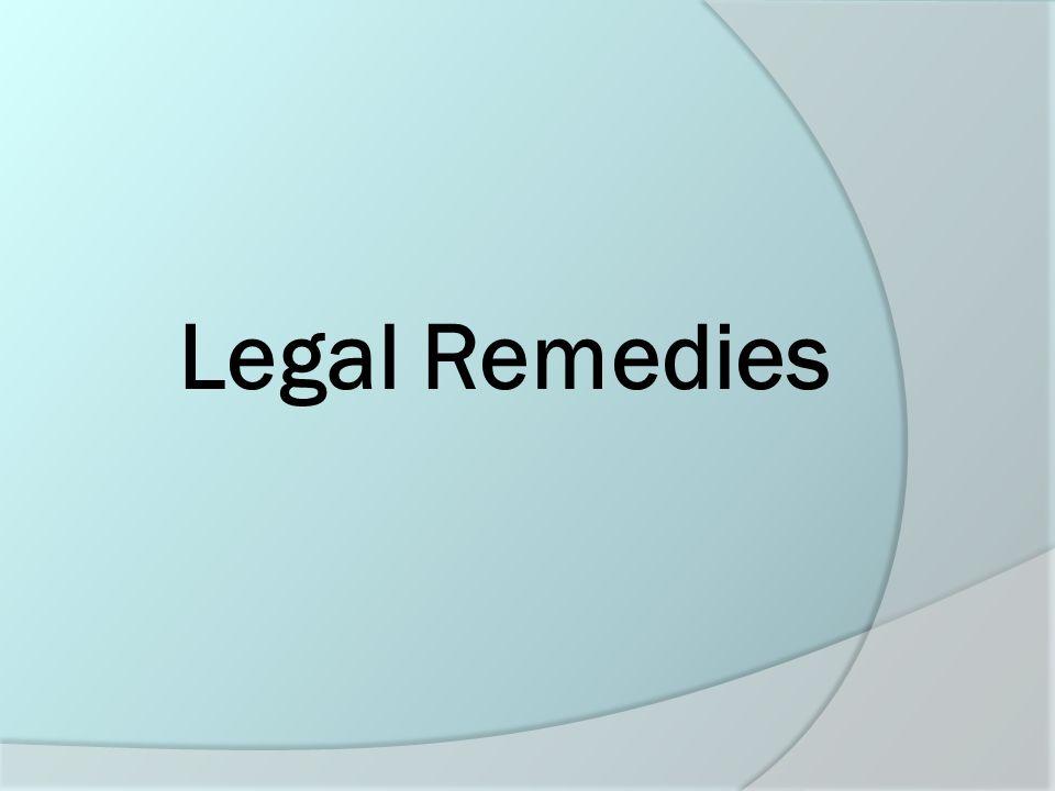 Other Civil Legal Remedies  Restraining Order  Divorce Decree Stipulation