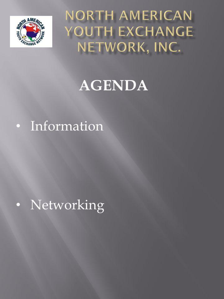 Information Networking AGENDA