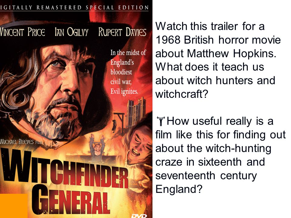 Watch this trailer for a 1968 British horror movie about Matthew Hopkins.