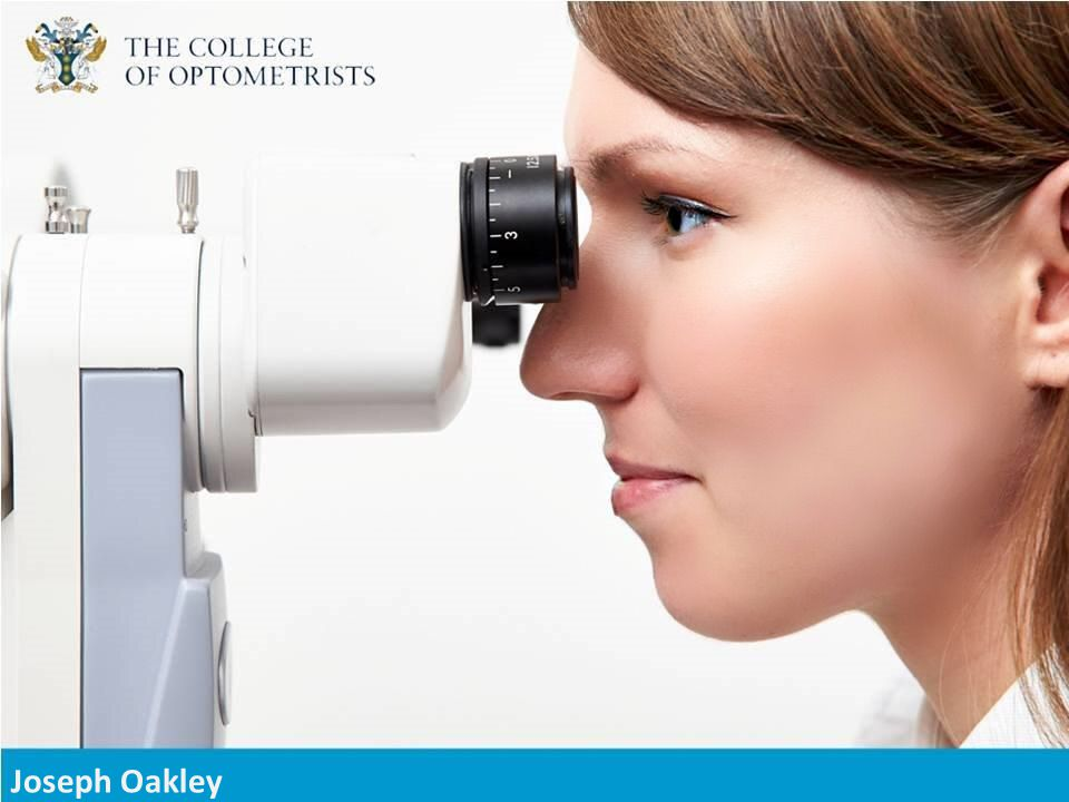 college-optometrists.org/students students@college-optometrists.org STAGE 1 - What does the assessment involve.