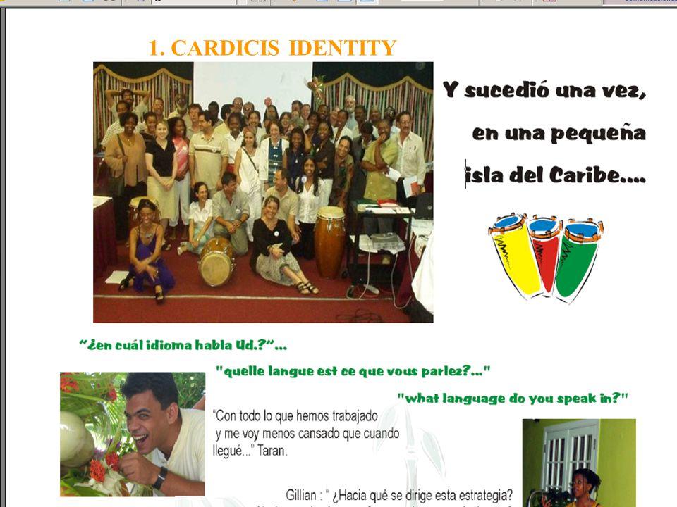 1. CARDICIS IDENTITY
