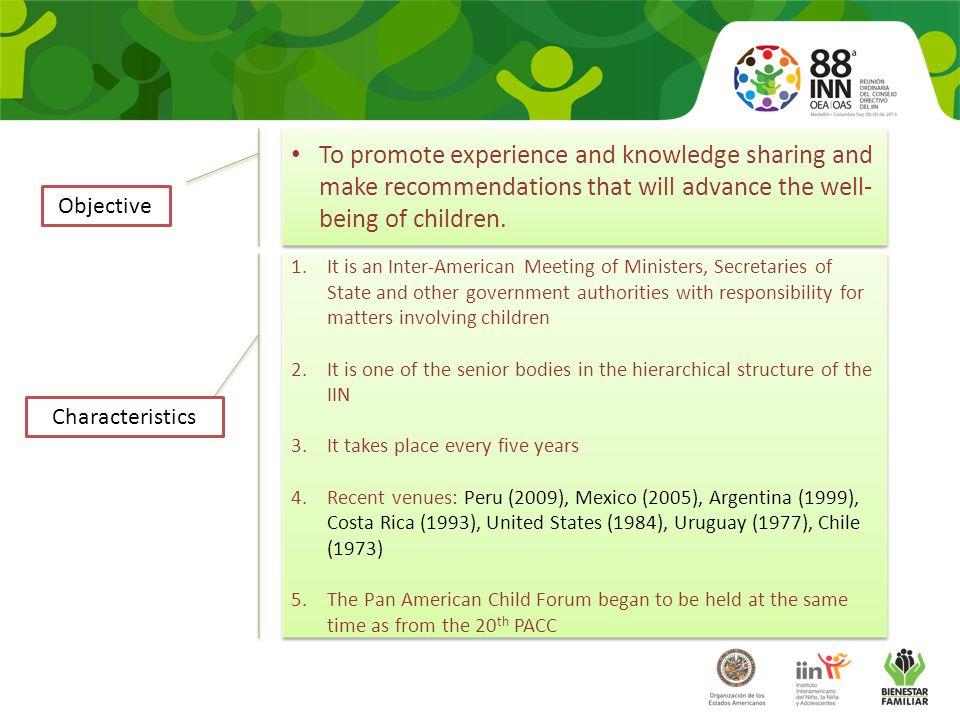Draft Agenda and Methodology Framework