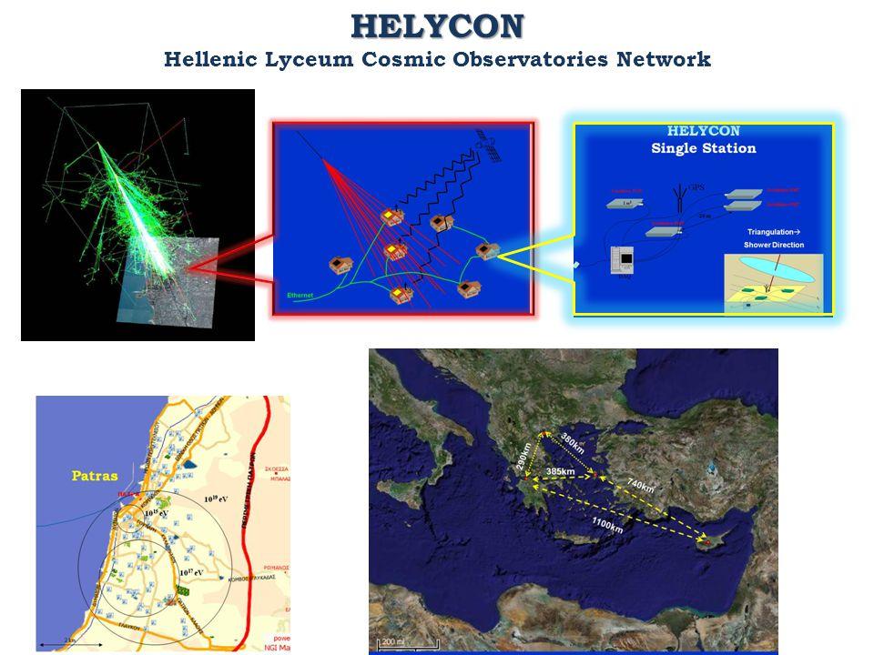 HV Generator: EMCO CA20N Temperature Sensor LED PH: XP1912 HELYCON: HELYCON: Detector Construction