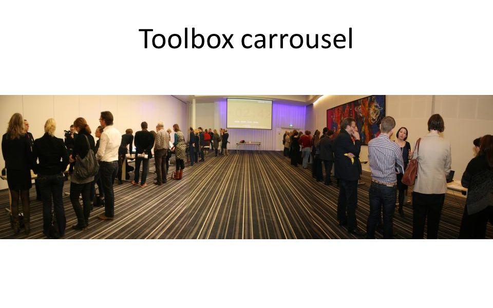 Toolbox carrousel