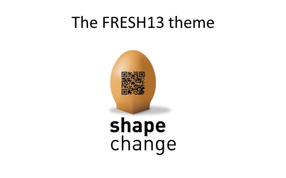 The FRESH13 theme