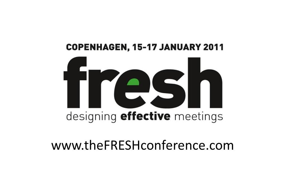 www.theFRESHconference.com