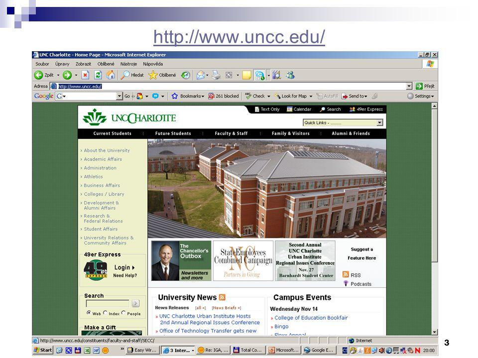 3 http://www.uncc.edu/