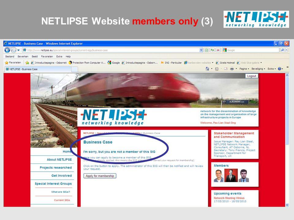 NETLIPSE Website members only (3)