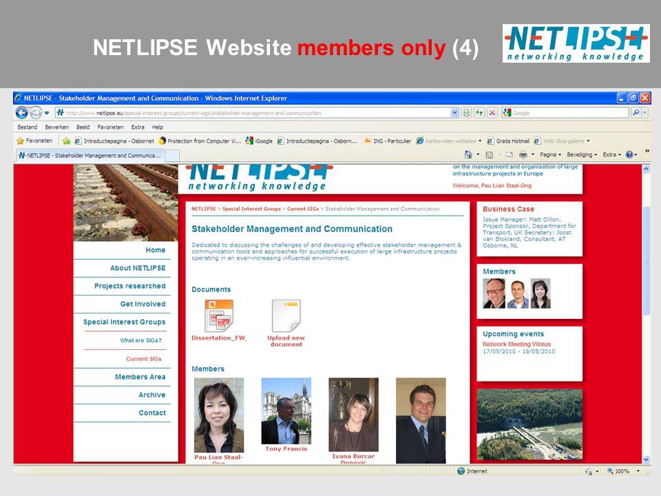 NETLIPSE Website members only (4)