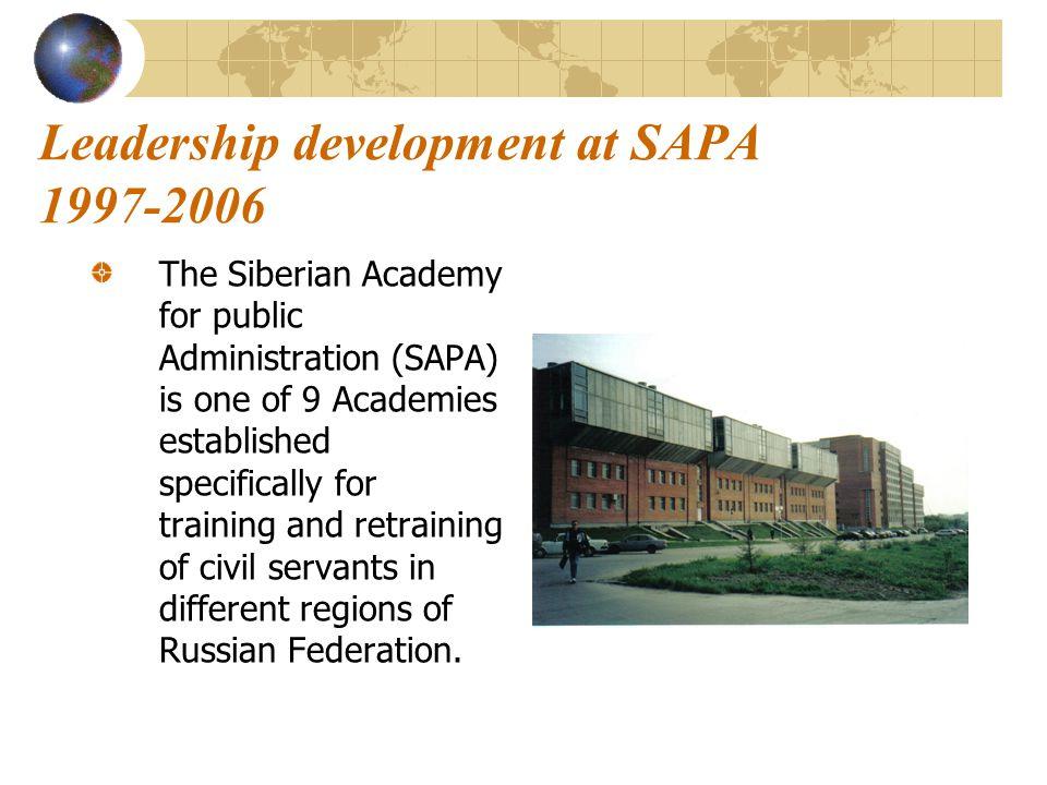 The 9th Global Leadership Forum at SAPA