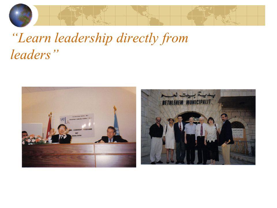 Students Leadership at SAPA
