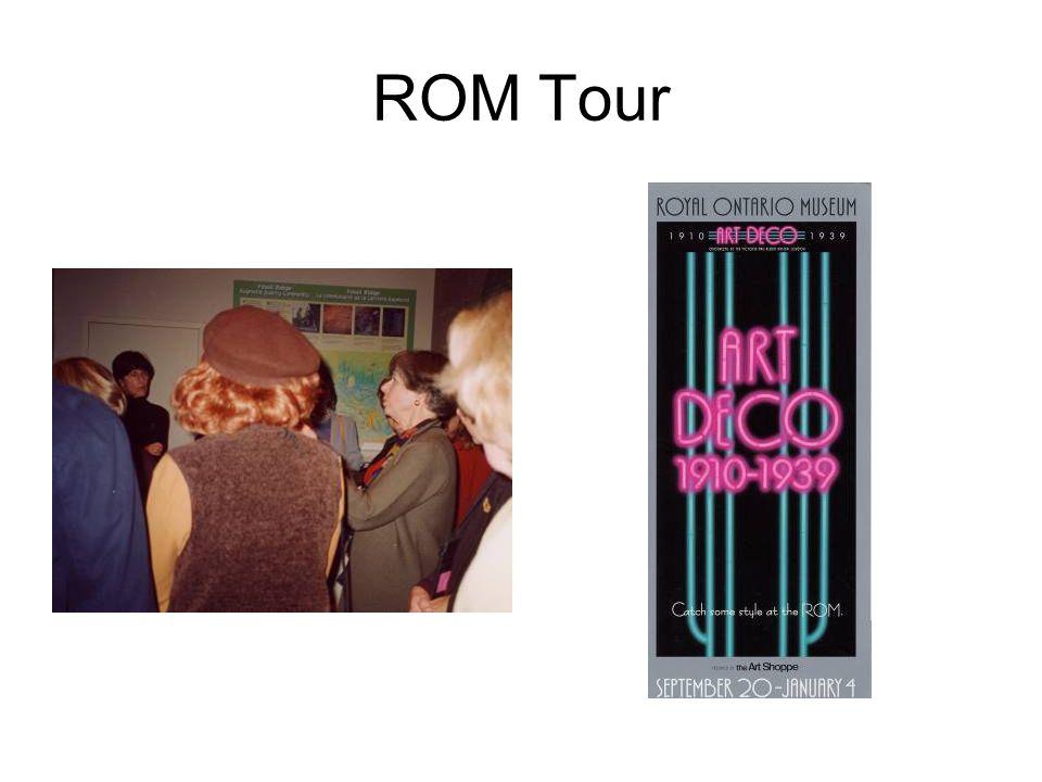 ROM Tour
