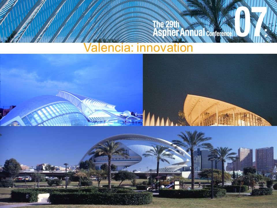Valencia: innovation