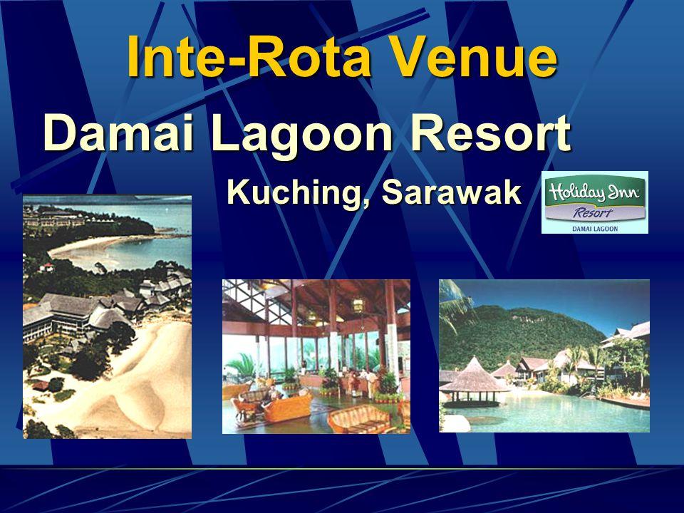Damai Lagoon Resort Kuching, Sarawak Kuching, Sarawak Inte-Rota Venue