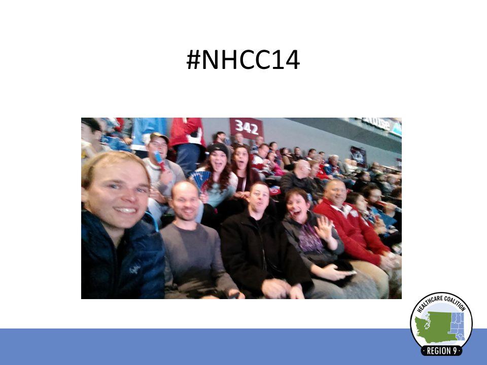 #NHCC14