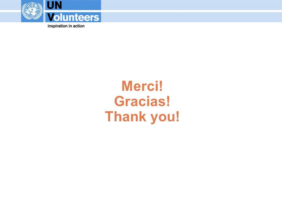 Merci! Gracias! Thank you!