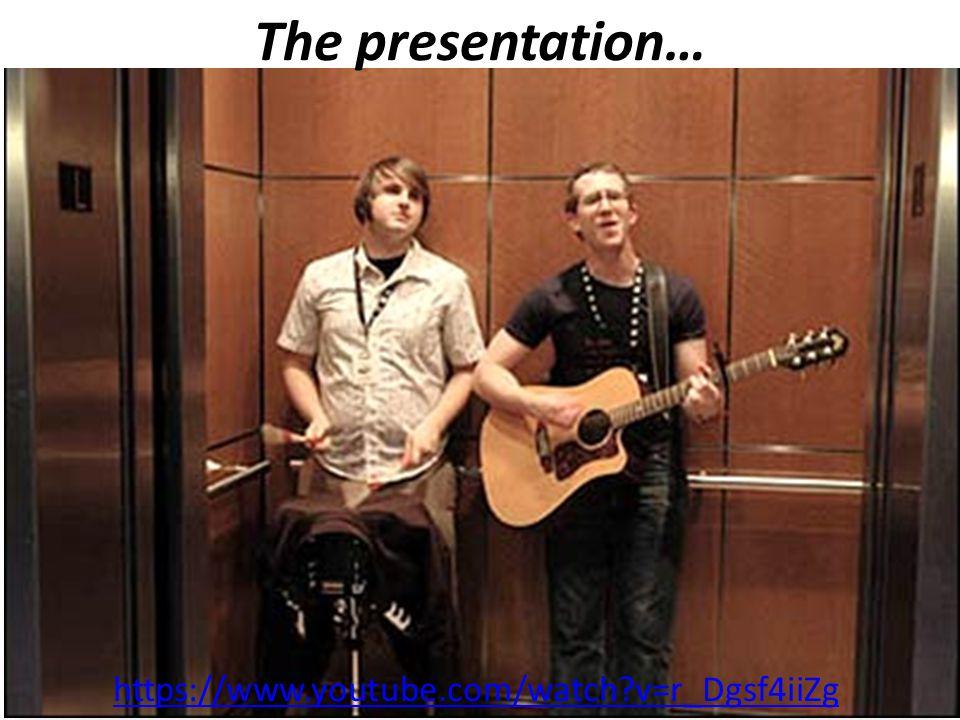 https://www.youtube.com/watch?v=r_Dgsf4iiZg The presentation…