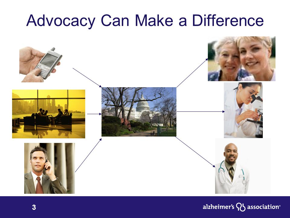 3 Advocacy Can Make a Difference