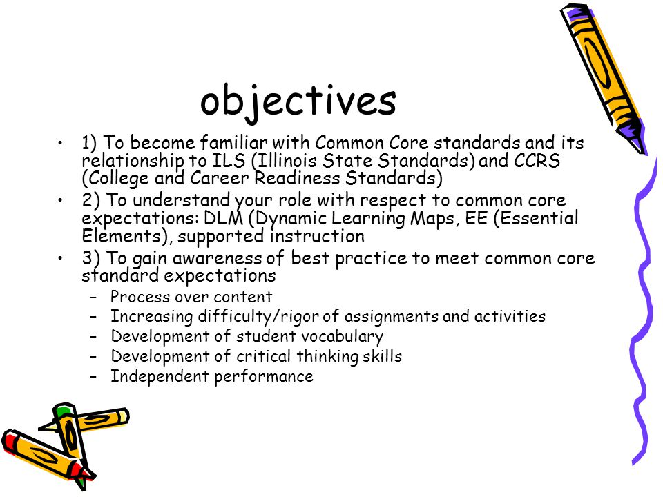 Skills Assessed Attention Skills.